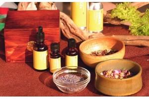 Ароматерапия – лечение природными запахами.
