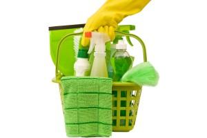 Уборка и дезинфекция помещения