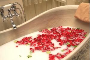 Ароматическая ванна и стройность вашей фигуры