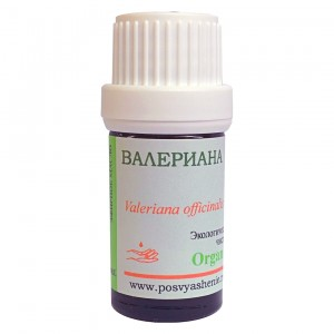 Валериана (Valeriana officinalis) organic