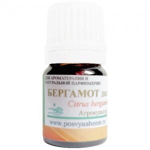 Бергамот дистиллированный (Citrus bergamia)