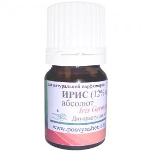 Ирис 12% ирон (Iris germanica) абсолют
