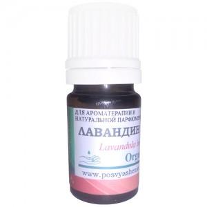 Лавандин абриалис (Lavandula intermedia) organic
