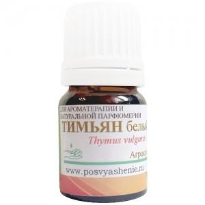 Тимьян белый (Thymus vulgaris)